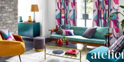 Style/Library ,Harlequin collection ATELIER