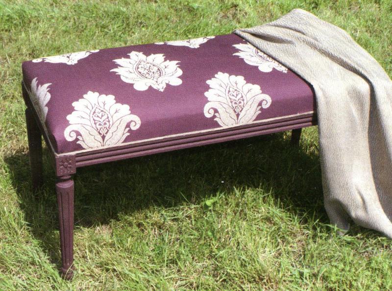 tapissier d corateur elisabeth sergent atelier sergent s n. Black Bedroom Furniture Sets. Home Design Ideas